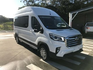 2021 LDV Deliver 9 MY21 High Roof LWB 6 Speed Automatic Bus.