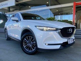 2018 Mazda CX-5 White 6 Speed 6 SP Semi Auto Wagon