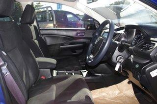 2013 Honda CR-V RM MY14 VTi Blue 5 Speed Automatic Wagon