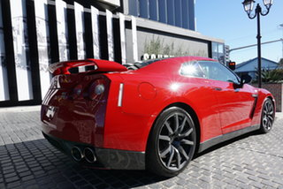 2009 Nissan GT-R R35 Premium Vibrant Red 6 Speed Sports Automatic Dual Clutch Coupe