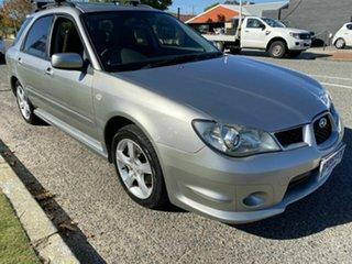 2006 Subaru Impreza MY06 2.0I (AWD) Grey 5 Speed Manual Hatchback.