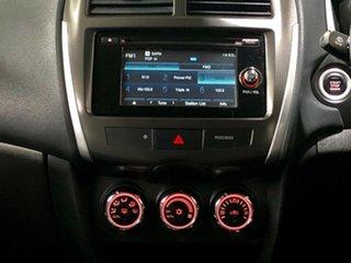 2012 Mitsubishi ASX XB MY13 Aspire 2WD Grey 6 Speed Constant Variable Wagon