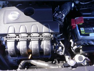 2015 Nissan Pulsar B17 Series 2 ST Burgundy 1 Speed Constant Variable Sedan