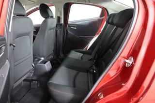 2016 Mazda 2 DJ MY16 Maxx Soul Red 6 Speed Automatic Sedan