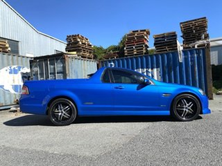 2009 Holden Ute VE MY09.5 SS Blue 6 Speed Sports Automatic Utility.