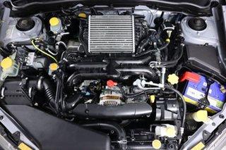2008 Subaru Impreza MY08 WRX (AWD) Silver 5 Speed Manual Hatchback