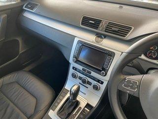 2013 Volkswagen Passat Type 3C MY14 Alltrack DSG 4MOTION White 6 Speed Sports Automatic Dual Clutch