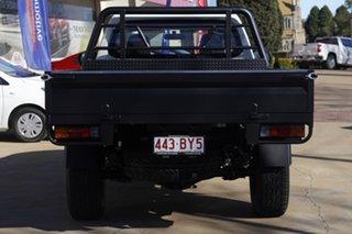 2021 Mitsubishi Triton MR MY21 GLX White 6 Speed Sports Automatic Cab Chassis