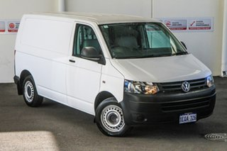 2014 Volkswagen Transporter T5 MY14 TDI 250 SWB Low 5 Speed Manual Van.