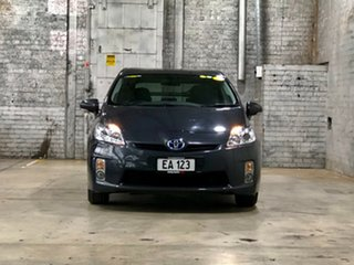 2012 Toyota Prius ZVW30R Grey 1 Speed Constant Variable Liftback Hybrid.