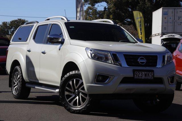 Used Nissan Navara D23 ST-X Toowoomba, 2016 Nissan Navara D23 ST-X White 7 Speed Sports Automatic Utility