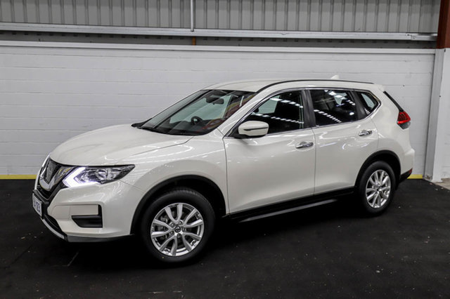 Used Nissan X-Trail T32 Series II ST X-tronic 4WD Canning Vale, 2018 Nissan X-Trail T32 Series II ST X-tronic 4WD White 7 Speed Constant Variable Wagon