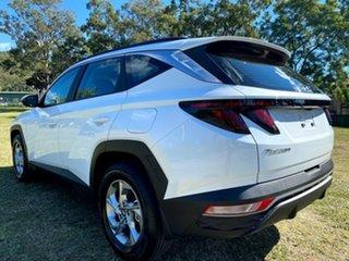 2021 Hyundai Tucson NX4.V1 MY22 2WD White Cream 6 Speed Automatic Wagon