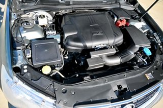 2014 Holden Commodore VF MY15 SV6 Sportwagon Grey 6 Speed Sports Automatic Wagon