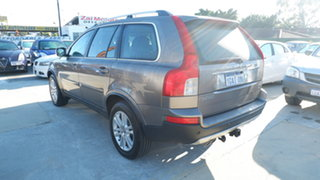 2011 Volvo XC90 P28 MY11 D5 Geartronic Bronze 6 Speed Sports Automatic Wagon