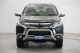 2019 Mitsubishi Pajero Sport QE MY19 GLS Black 8 Speed Sports Automatic Wagon.