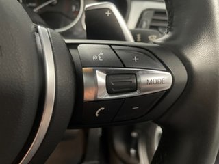 2015 BMW 4 Series F33 428i M Sport Glacier Silver 8 Speed Sports Automatic Convertible