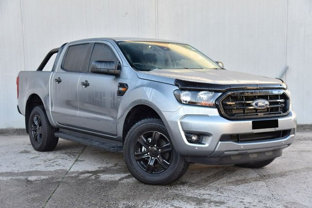 Used Ford Ranger PX MkIII 2020.25MY Sport Oakleigh, 2020 Ford Ranger PX MkIII 2020.25MY Sport Silver 6 Speed Sports Automatic Double Cab Pick Up
