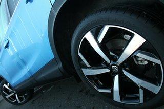 2020 Nissan Qashqai J11 Series 3 MY20 Ti X-tronic Blue 1 Speed Constant Variable Wagon