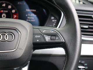 2017 Audi SQ5 FY MY18 3.0 TFSI Quattro Grey 8 Speed Automatic Tiptronic Wagon