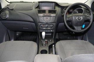 2017 Mazda BT-50 UR0YG1 XT Silver 6 Speed Sports Automatic Utility