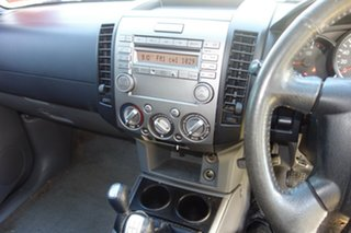 2010 Mazda BT-50 UNY0E4 SDX Silver, Chrome 5 Speed Manual Utility