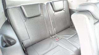 2009 Subaru Tribeca B9 MY09 R AWD Premium Pack Silver 5 Speed Sports Automatic Wagon