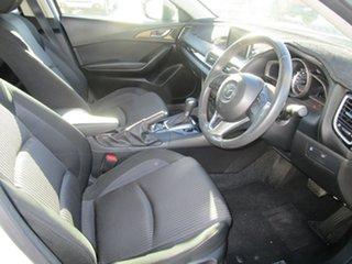 2016 Mazda 3 BM5238 SP25 SKYACTIV-Drive White 6 Speed Sports Automatic Sedan