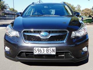 2013 Subaru XV G4X MY13 2.0i-S AWD Dark Grey 6 Speed Manual Wagon.