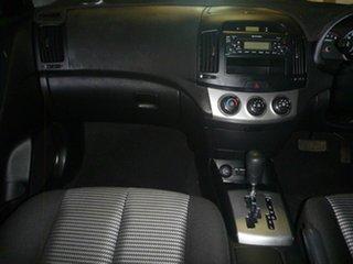 2010 Hyundai Elantra HD MY10 SX Silver 4 Speed Automatic Sedan