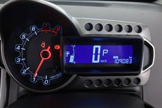 2012 Holden Barina TM Silver 6 Speed Automatic Hatchback