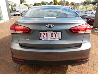 2018 Kia Cerato YD MY18 S Grey 6 Speed Sports Automatic Sedan