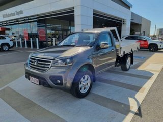 2018 Great Wall Steed K2 (4x2) Grey 6 Speed Manual Cab Chassis