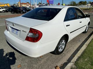 2003 Toyota Camry ACV36R Ateva White 4 Speed Automatic Sedan