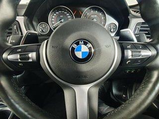 2018 BMW 3 Series F30 LCI 320i Sport Line Estelle Blue 8 Speed Sports Automatic Sedan