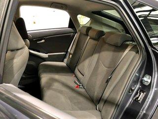 2012 Toyota Prius ZVW30R Grey 1 Speed Constant Variable Liftback Hybrid