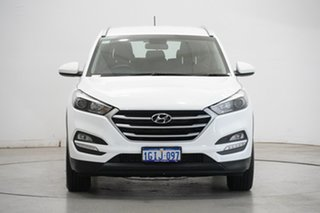 2018 Hyundai Tucson TL2 MY18 Active 2WD Pure White 6 Speed Sports Automatic Wagon.
