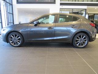 2017 Mazda 3 SP25 SKYACTIV-MT Astina Hatchback