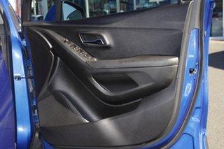2016 Holden Trax TJ MY16 LTZ Blue 6 Speed Automatic Wagon