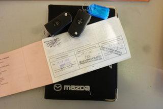 2007 Mazda 3 BK10F2 MZR-CD 6 Speed Manual Sedan