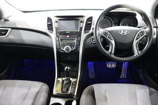 2016 Hyundai i30 GD4 Series II MY17 SR Silver 6 Speed Sports Automatic Hatchback