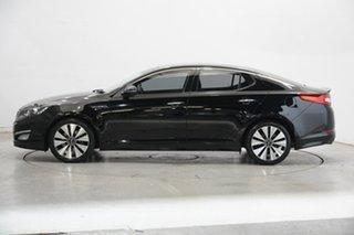2011 Kia Optima TF MY11 Platinum Black 6 Speed Sports Automatic Sedan.