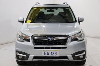 2016 Subaru Forester S4 MY17 2.5i-S CVT AWD Silver 6 Speed Constant Variable Wagon.