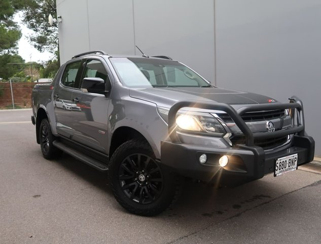 Used Holden Colorado RG MY17 Z71 Pickup Crew Cab Reynella, 2017 Holden Colorado RG MY17 Z71 Pickup Crew Cab Grey 6 Speed Sports Automatic Utility
