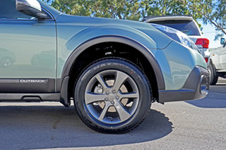 2014 Subaru Outback B5A MY14 2.5i Lineartronic AWD Desert Khaki 6 Speed Constant Variable Wagon