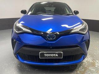 2020 Toyota C-HR ZYX10R Koba E-CVT 2WD Blue 7 Speed Constant Variable Wagon Hybrid.