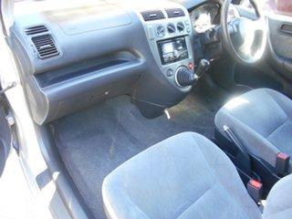 2002 Honda Civic 7th Gen MY2002 VI Silver 5 Speed Manual Hatchback