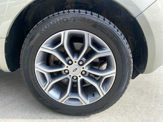 2011 Ford Territory SZ Titanium Seq Sport Shift AWD Silver 6 Speed Sports Automatic Wagon.