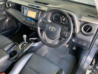 2016 Toyota RAV4 ALA49R MY16 Cruiser (4x4) Graphite 6 Speed Automatic Wagon.