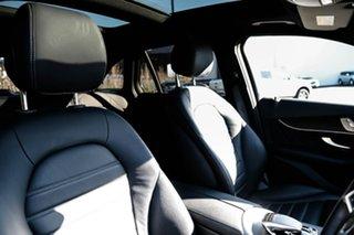 2018 Mercedes-Benz GLC-Class X253 809MY GLC250 9G-Tronic 4MATIC Black 9 Speed Sports Automatic Wagon
